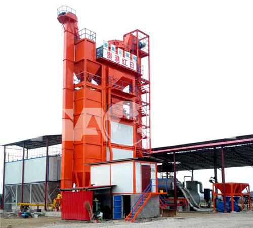 LB2000 Stationary Asphalt Mixing Plant