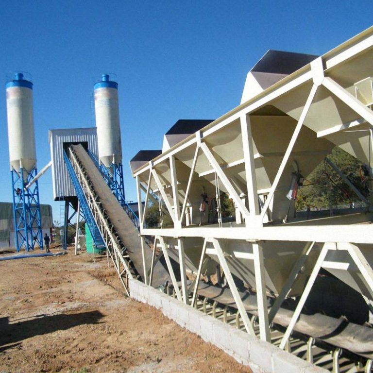 HZS60 Concrete Batching Plant