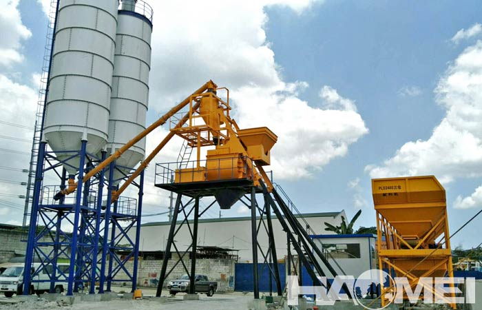 batching plant philippines