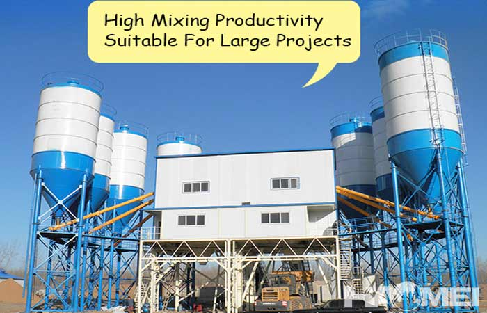 batching plant factory