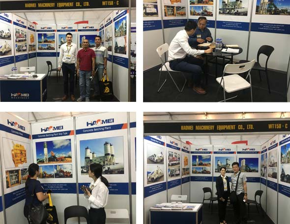 Haomei Machinery will attend 29th PHILICONSTRUCT