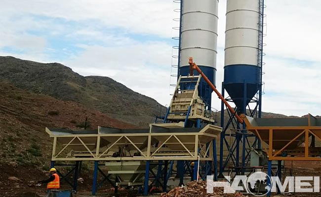 How to choose concrete batch plant manufacturers